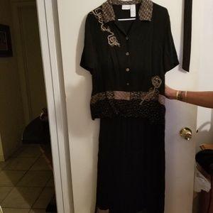 TBU - KORET Skirt Set